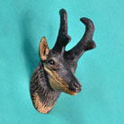 Antelope Bronze Drawer or Cabinet Pull
